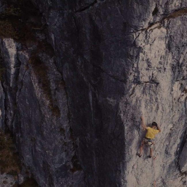 Un bel report sui Denti della Vecchia e sulle nostre due maestri di arrampicata ticinese!